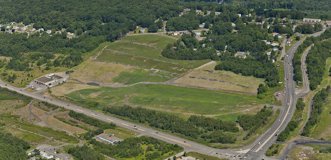 Pennsylvania, Hazleton Airport Project - After Reclamation